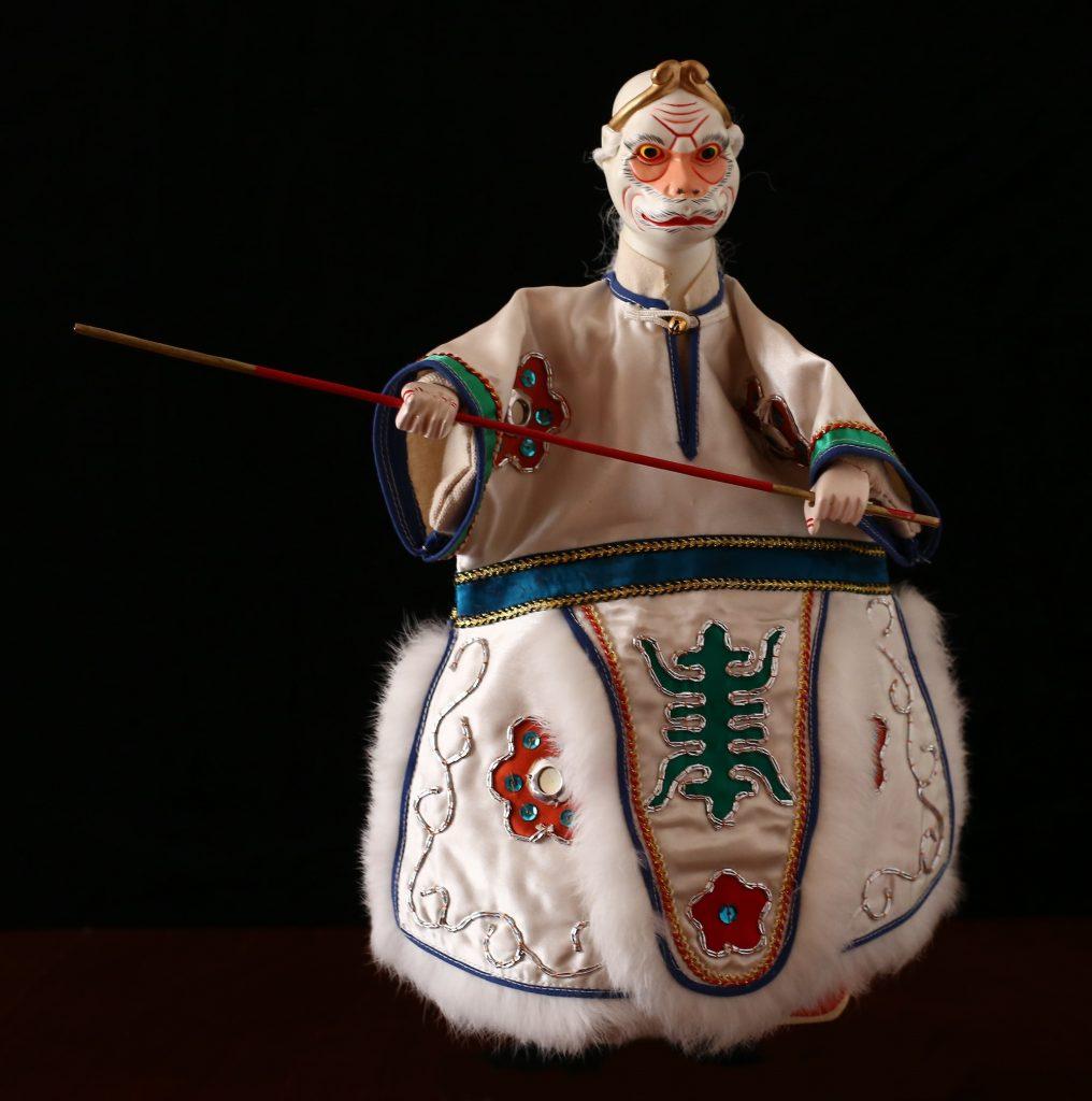 福建省の中国人形劇