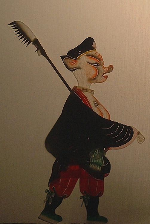 Le cochon Zhu Ba Jié.
