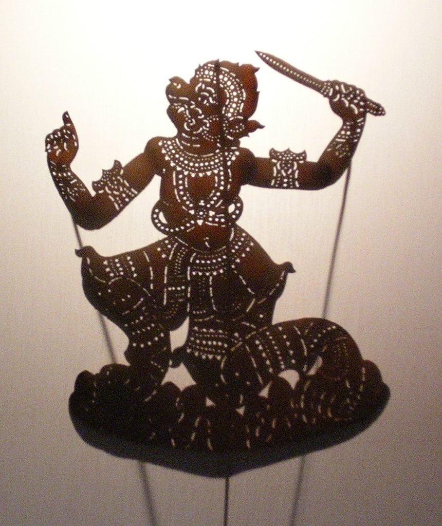 Marionnette du Cambodge
