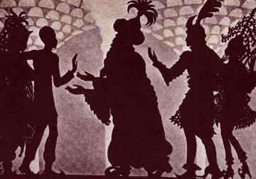 « LES AVENTURES DU PRINCE ACHMED » (1926)