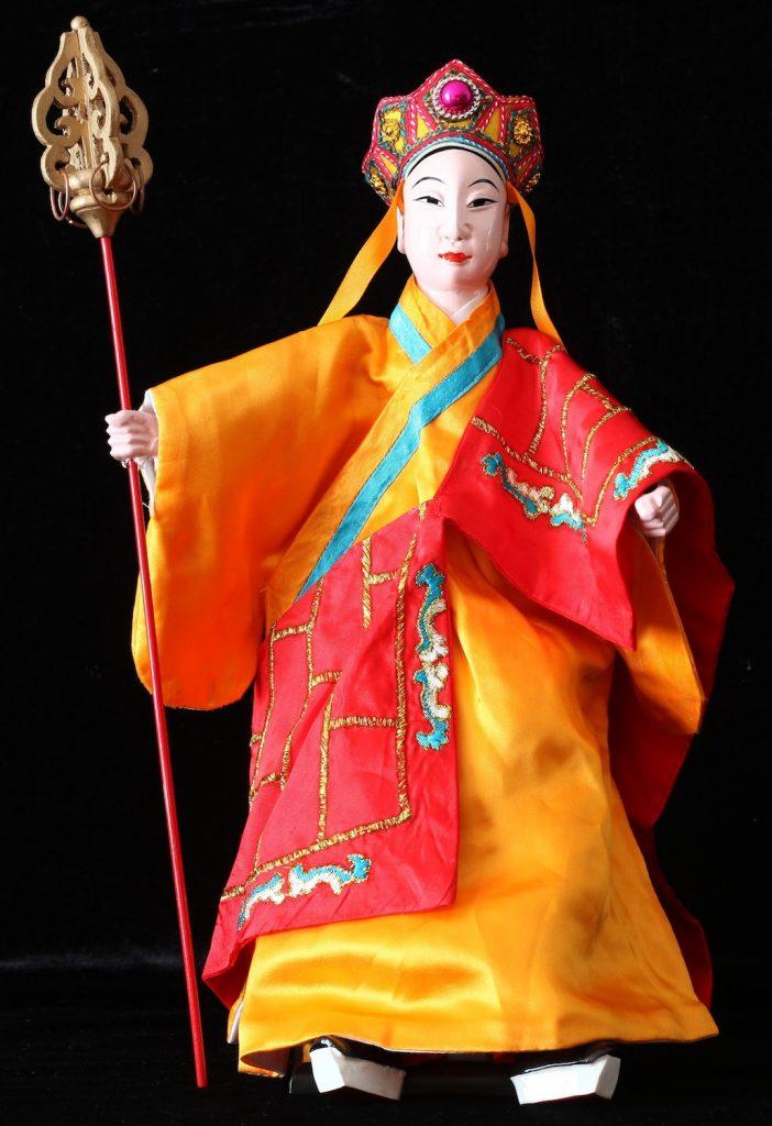 Le moine Xuanzang