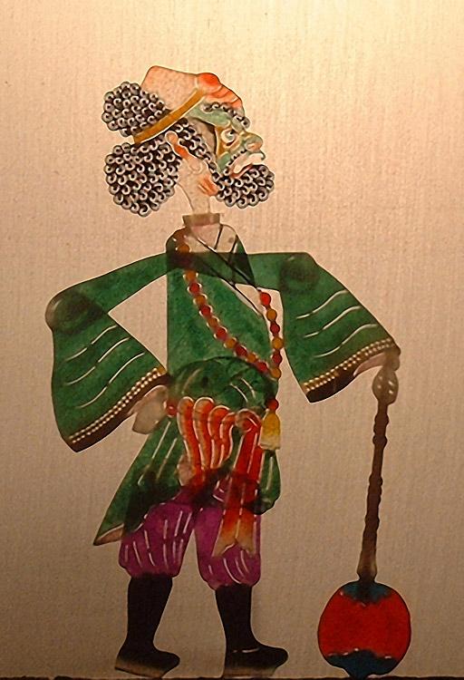 Le moine déchu Sha Wu Jing.
