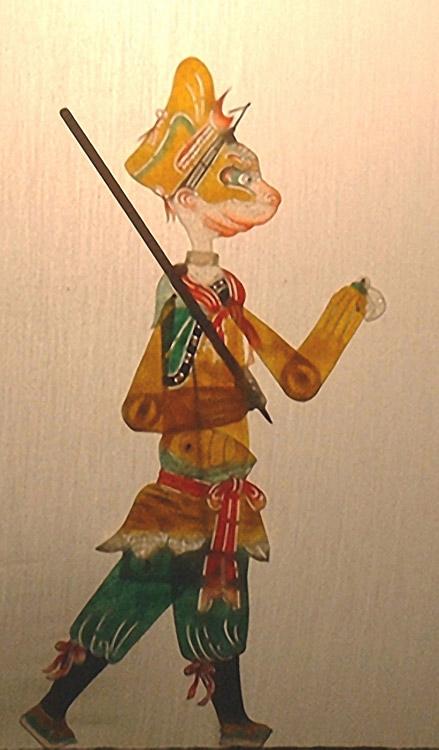 Le Roi des singes Sun Wukong.